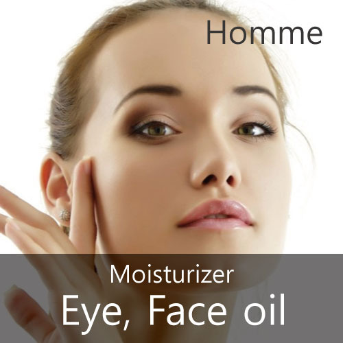 [스킨케어]  Moisturizer Eye / Face Oil / Homme