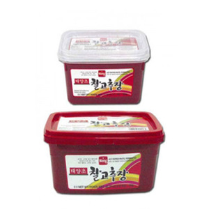 WANG TAEYANGCHO RED PEPPER PASTE태양초찰고추장500g  10074