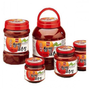 WANG SOONCHANG RED PEPPER PASTE순창전통고추장 3KG 08953
