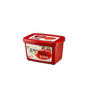 DAESANG SOONCHANG TAEYANGCHO RED PEPPER PASTE찰고추장200g CW106