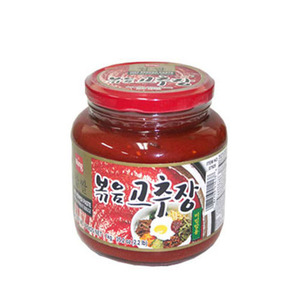 WANG ROASTED RED PEPPER PASTE찹쌀볶음고추장 1kg   07925