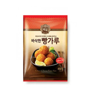 BAEKSOL BREAD CRUMBS 빵가루 450g  BS0332