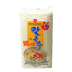 WANG ORIENTAL STYLE  NOODLE 칼국수  3Lbs  02438