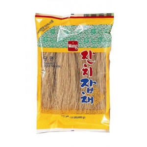 WANG JANCHI STARCH NOOLDLE 잔치잡채 1.5Lbs  04234