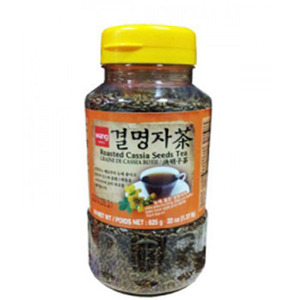 WANG ROASTED CASSIA SEED 결명자차 625g  03627