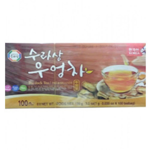 SURASANG BURDOCK TEA 우엉차 100pcs 1g   24189