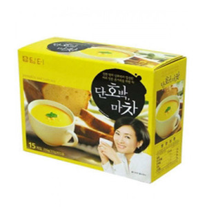 DAMTER SWEET PUMPKIN&YAM TEA단호박마차 15pcs18g  16199