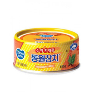 OTTOGI CANNED TUNA 김치찌게참치 150g   08666