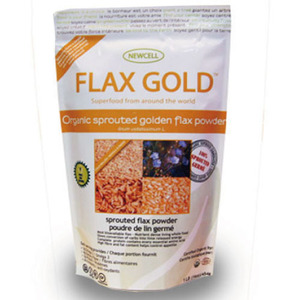 FLAX SEED GOLD 1LB   HS102