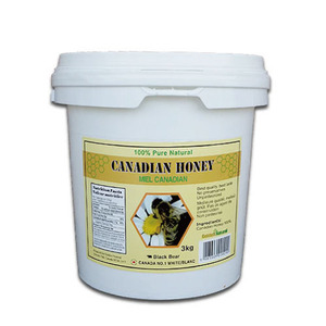 [CANADA] BLACK BEAR ALL NATURAL HONEY 꿀  3Kg